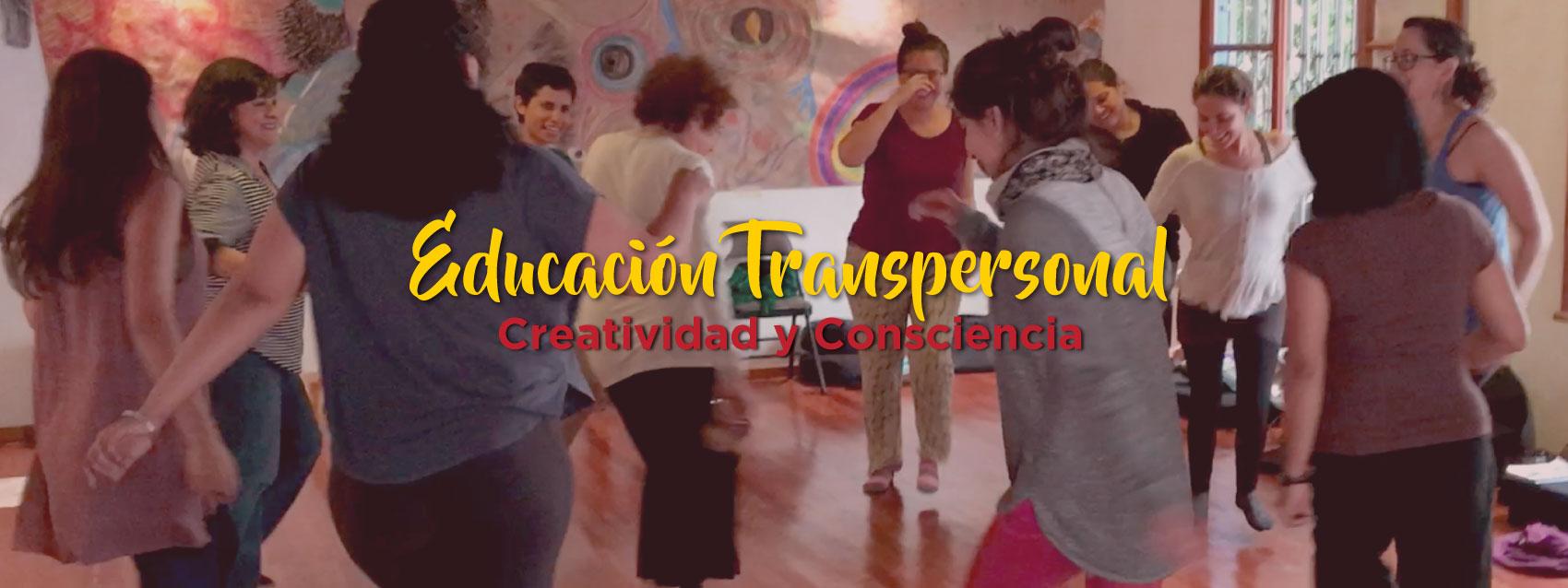 Formación en Arte Terapia Transpersonal